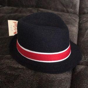 Newborn Fedora Hat